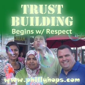 Team Building Activities Promote Trust