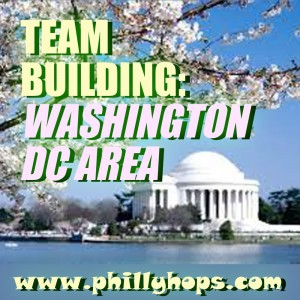 Team Building Activity Washington DC