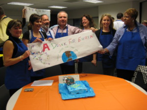 Team Building Cake Decorating Challenges in Washington