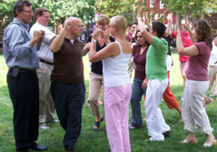 Classic Team Building Games and Challenges in Philadelphia