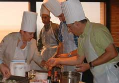 Cooking Team Building Programs in Washington