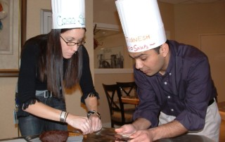 Team Building Cooking Program